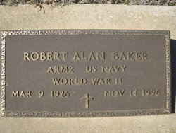 Robert Alan Baker