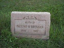 Pauline H Wink <i>Hughes</i> Brennan
