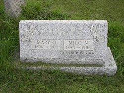 Mary Olive <i>Hughes</i> Gontz