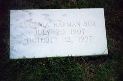 Eugenia <i>Harman</i> Box