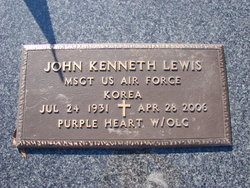 John Kenneth Lewis