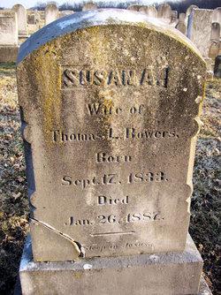 Susan Amanda <i>Kelley</i> Bowers