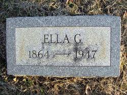 Ella G <i>Sparks</i> Pennington