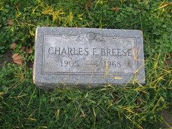 Charles E Breese
