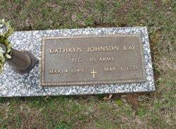 Kathryn <i>Johnson</i> Watson Ray