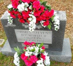 James Steven Bosworth, II