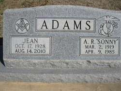 Albert Raymond Adams