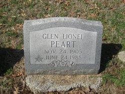 Glen Lionel Peart