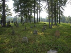 Old Cane Creek Cemetery