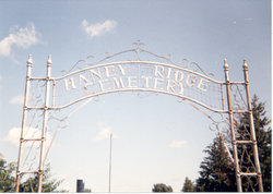 Haney Ridge Cemetery