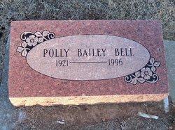 Juanita Jo Pollye <i>Bailey</i> Bell