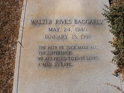 Walter Rives Baggarly