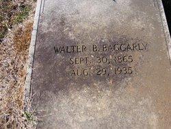 Walter B Baggarly