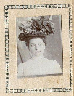 Mary E <i>Houston</i> Row