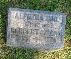 Alfreda D. <i>Coil</i> Bard