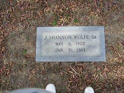 Joseph Shannon Wolfe, Sr