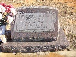 Rev George Albert Alcorn