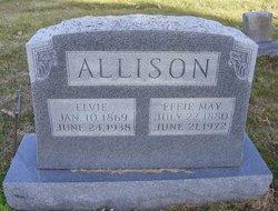 Effie May <i>Benning</i> Allison