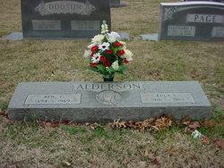 Eula Annie <i>Scott</i> Alderson