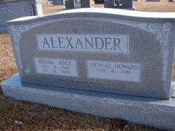Brenda Joyce <i>Carter</i> Alexander