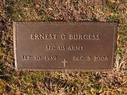 Ernest Glen Burgess