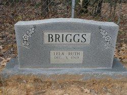 Lela Ruth Briggs
