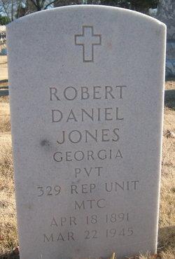 Robert Daniel Jones