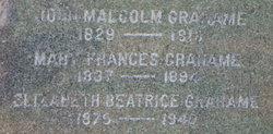 Mary Frances Grahame