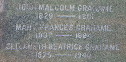 Elizabeth Beatrice Grahame