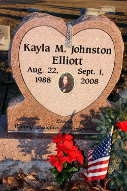 Kayla M <i>Johnston</i> Elliott