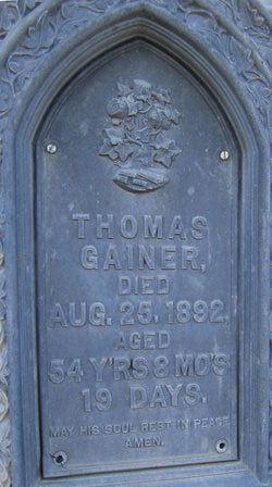 Thomas Gainer