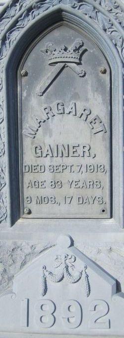 Margaret Gainer