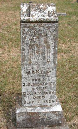 Mary E <i>Conner</i> Beasley