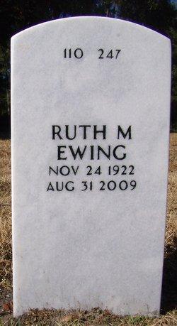Ruth Jane <i>Myers</i> Ewing