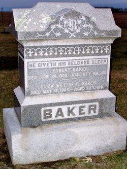 Eliza <i>Owen</i> Baker