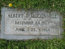 Albert Dible McConnell