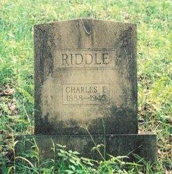 Charles Fenton Riddle