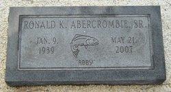 Ronald K. Abercrombie