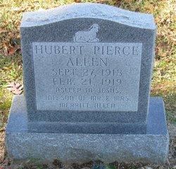 Hubert Pierce Allen