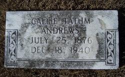 Callie Tatum Andrews