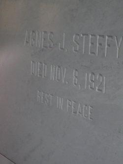 Agnes J. <i>Sabin</i> Steffy