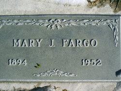Mary <i>Johnston</i> Fargo