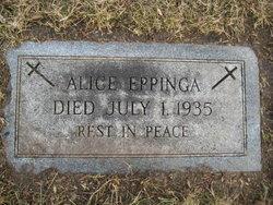 Alice <i>Steffy</i> Eppinga