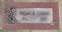 Thelma Marie Elma <i>Amlin</i> Carman