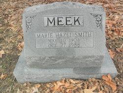 Marie Hazel <i>Smith</i> Meek