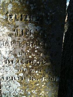 Elizabeth <i>Moore</i> Beauchamp