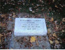 Elizabeth Camden Goode