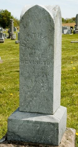 Bertha Eugenia Bevington
