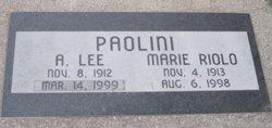 A. Lee Paolini