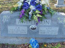 James Riley J.R. Anderson